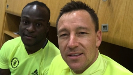 John Terry sends message to Chelsea star on Instagram