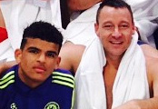 Dominic Solanke thanks Jose Mourinho after Chelsea bow