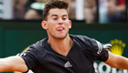 Thiem continues clay roll over Briton Bedene