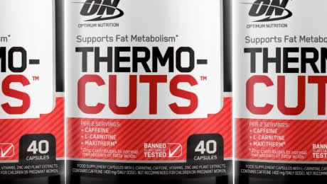 Thermocuts Optimum Nutrition review