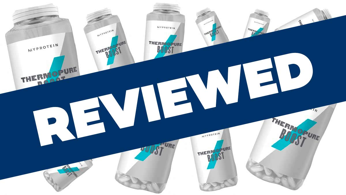 Thermopure Boost Review Myprotein
