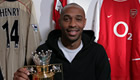 Arsenal legend Thierry Henry nets 160K Twitter followers in THREE HOURS