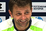 Tim Sherwood disappointed with Tottenham's lack of quality