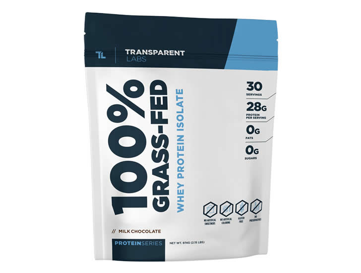 Whey Protein Transparent Labs
