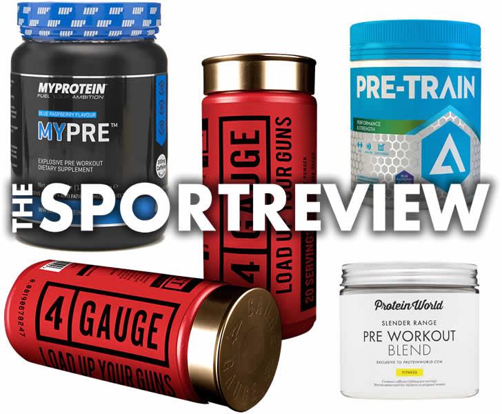top pre workout suplements