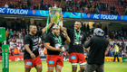 Toulon team to beat, declares Scarlets's Lee