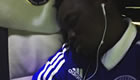 Photo: Eden Hazard catches Chelsea star snoozing after first goal