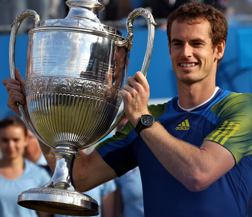 Andy Murray Queen's Cup