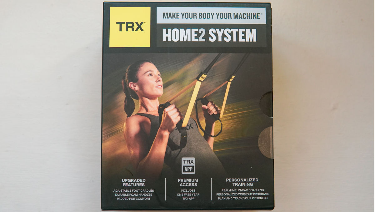 TRX Home2 System (Photo: The Sport Review)