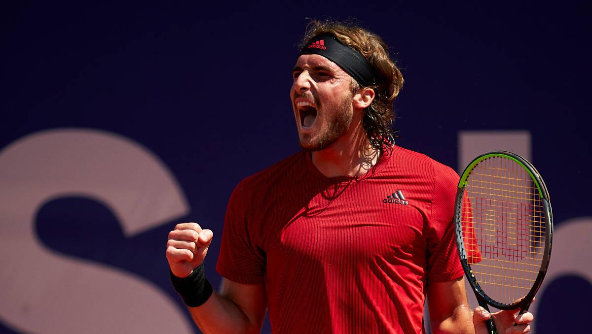 Stefanos Tsitsipas (Photo: Barcelona Open Banc Sabadell)