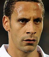 Man Utd defender Rio Ferdinand retires from England duty