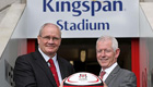 Ulster's Ravenhill to be renamed  Kingspan Stadium