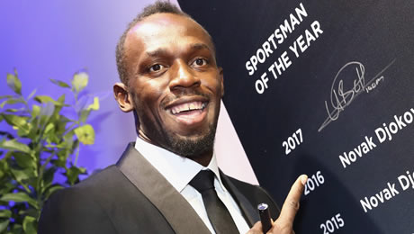 Laureus Sports Awards: Usain Bolt, Simone Biles, Michael Phelps, win sporting 'Oscars'