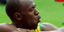 Usain Bolt tells Liverpool's Mario Balotelli 'to make mistakes' v Man Utd