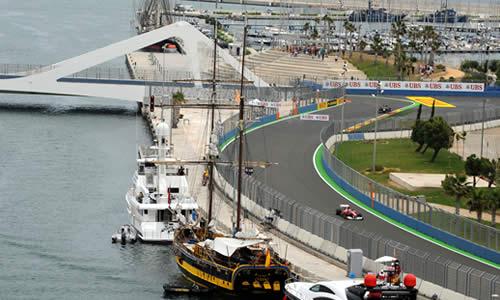 valencia grand prix 2012