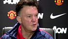 Swansea 2 Man Utd 1: Louis van Gaal reacts to surprise defeat