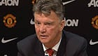Van Gaal 'very frustrated' by Villa draw