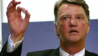 Louis van Gaal will never turn down Man Utd, claims Bryan Roy