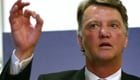Van Gaal: I'm not jealous of Man City's squad