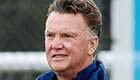 Van Gaal: I admire the way Arsenal play