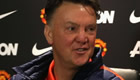 Van Gaal coy on Depay links