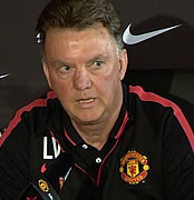 José Mourinho: Man Utd's Louis van Gaal is an important friend to me