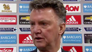 Louis van Gaal odds-on to leave Man Utd after West Ham collapse