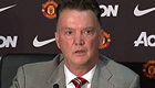 Van Gaal watches on as Man Utd lose