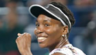 Williams defies the years to beat Rising Star Bencic