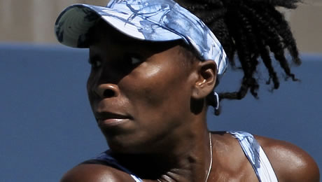 Twenty years after her first US Open, Venus Williams beats Petra Kvitova to reach semis