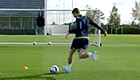 VIDEO: Vertonghen tries to emulate Lamela