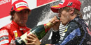 Vettel and Alonso could 'co-exist' as team-mates, says Ferrari chief