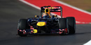 US Grand Prix 2012: Red Bull's Sebastian Vettel sets practice pace