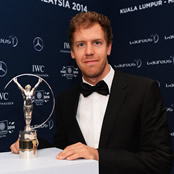 Laureus Awards 2014: Vettel, Nadal, Bayern Munich, Franklin win honours