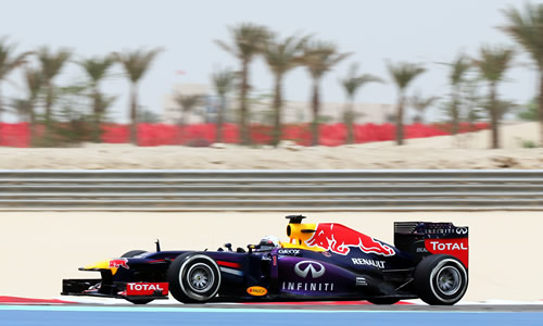 sebastian vettel bahrain grand prix