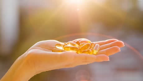Does Vitamin D make you happy and help hair?