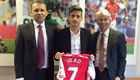 Photo: Arsenal complete signing of Romanian wonderkid – report