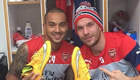 Photo: Lukas Podolski issues Arsenal rallying cry ahead of FA Cup final