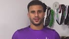 Photo: Kyle Walker shows off new boots ahead of Qarabag v Tottenham