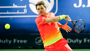 Dubai 2016: Stan Wawrinka wins 13th title in thriller with resurgent Baghdatis