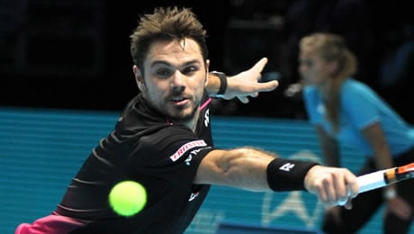 Stan Wawrinka gets first Basel win in five years – beating valiant fellow Swiss Chiudinelli