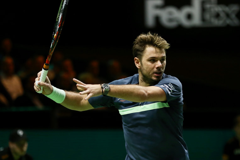 Wawrinka beaten by World No. 259