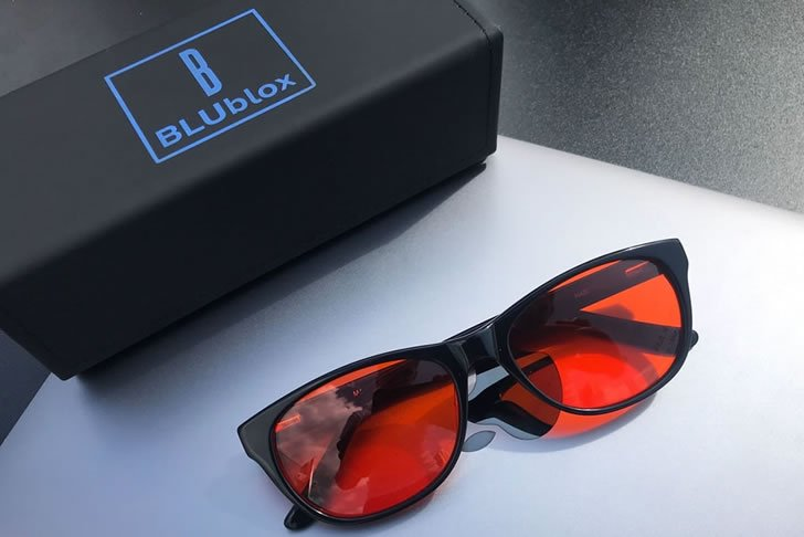 BLUblox Sleep+ Wayfarer
