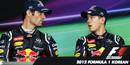Korean Grand Prix 2012: Red Bull's Mark Webber has 'mixed emotions'