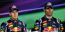 Red Bull say Mark Webber and Sebastian Vettel row is now settled