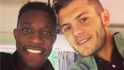 Top player for great club! Jack Wilshere welcomes Danny Welbeck to Arsenal