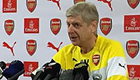 Wenger: How I react after Arsenal lose
