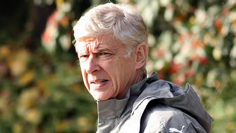 Arsene Wenger replies when asked if Mesut Ozil is leaving Arsenal for Barcelona