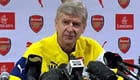 Arsene Wenger 'angry' after Arsenal's defeat by Man Utd