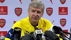 Wenger 'angry' after Arsenal's defeat by Man Utd